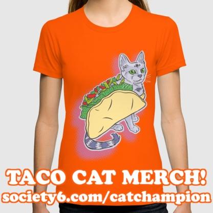 Taco Cat Stuff!